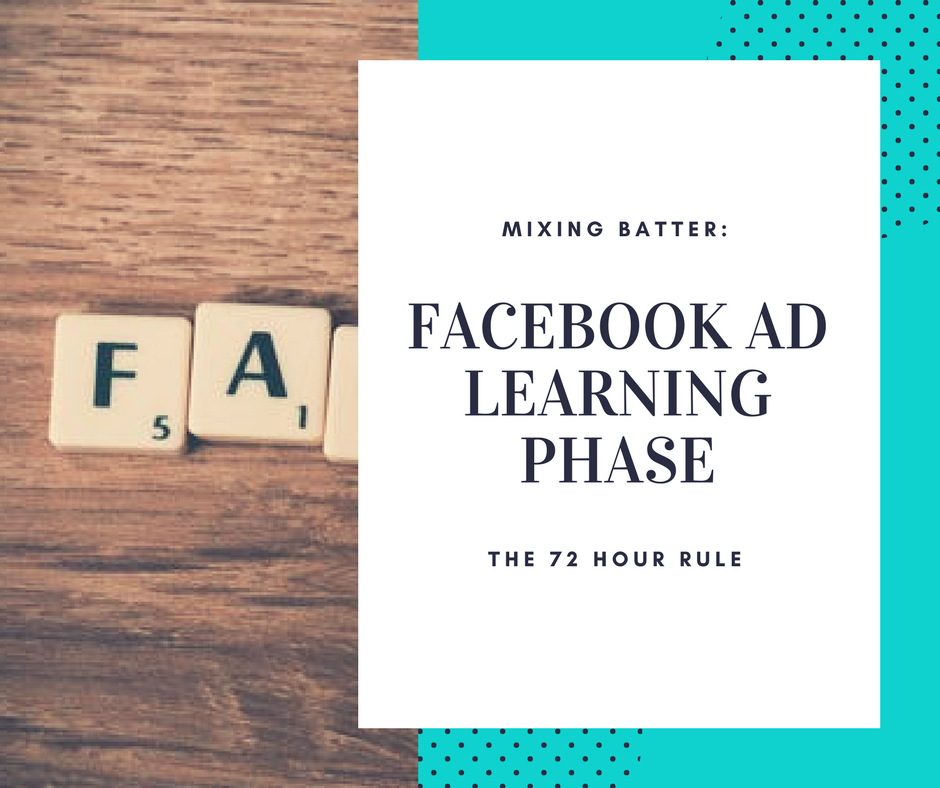 Facebook Ad Learning Phase